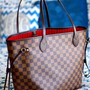 New Louis Vuitton Neverfull